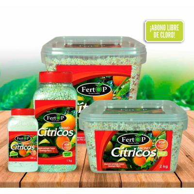 Fertop Abono Soluble Cítricos